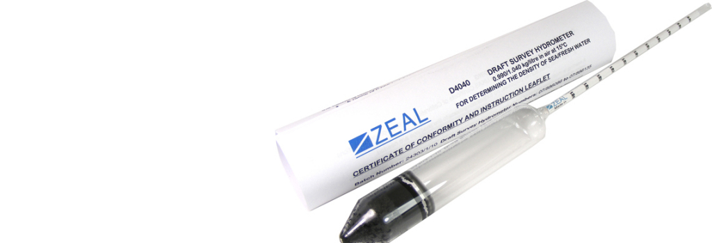 Zeal Draft Survey Hydrometer