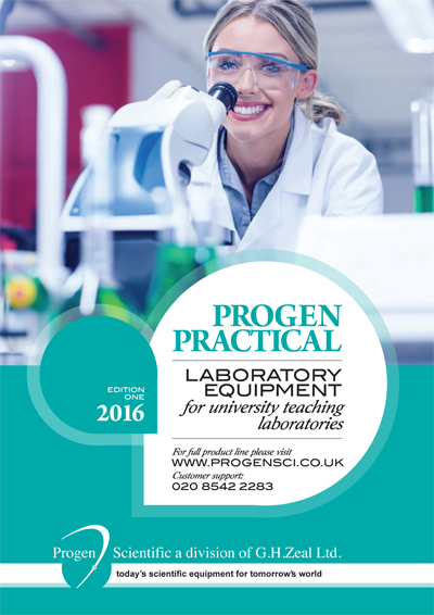 Progen Scientific Practical Brochure