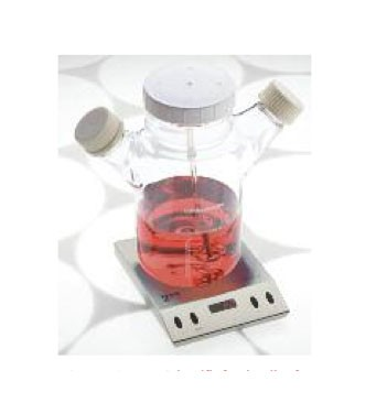 2mag bioMix 1 Single Point Magnetic Stirrer with internal control unit for Cell Cultures and Tissue Cultures