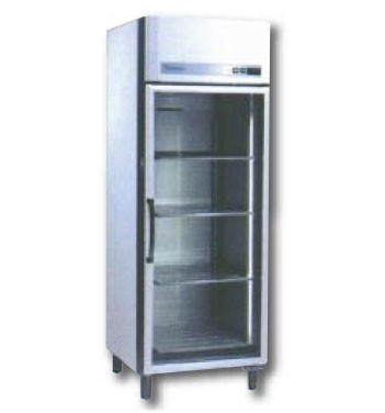 Porkka Glass Door Refrigerated Cabinets