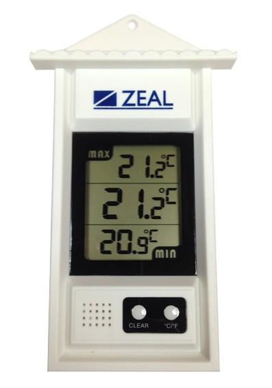 Max Min Thermometer Digital