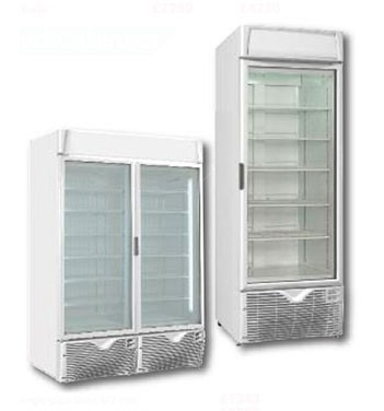 Framec Glass Door Refrigerated Cabinets