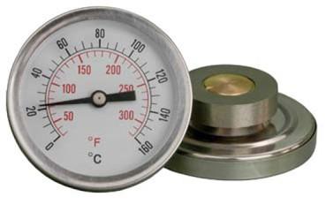 HVAC Temperature Gauge Magnetic