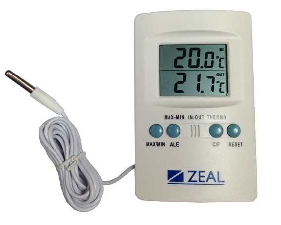 P1000 Indoor/Outdoor, Fridge/Freezer Thermometer