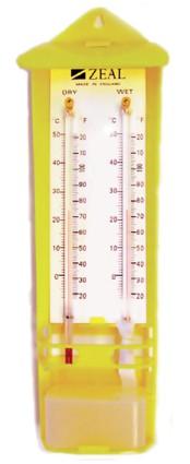 Masons Pattern Hygrometer