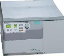 Hermle Z446 Unrefrigerated and Z446K Refrigerated Benchtop Centirfuges, 4 x 750ml