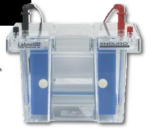 Labnet Enduro Modular 10cm x 10cm Vertical Page Electrophoresis Systems