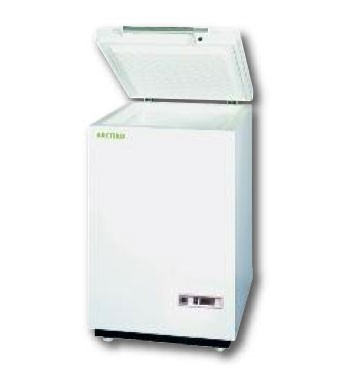 Arctiko 55 and 115 litre, -40oC / -86oC Upright Freezers