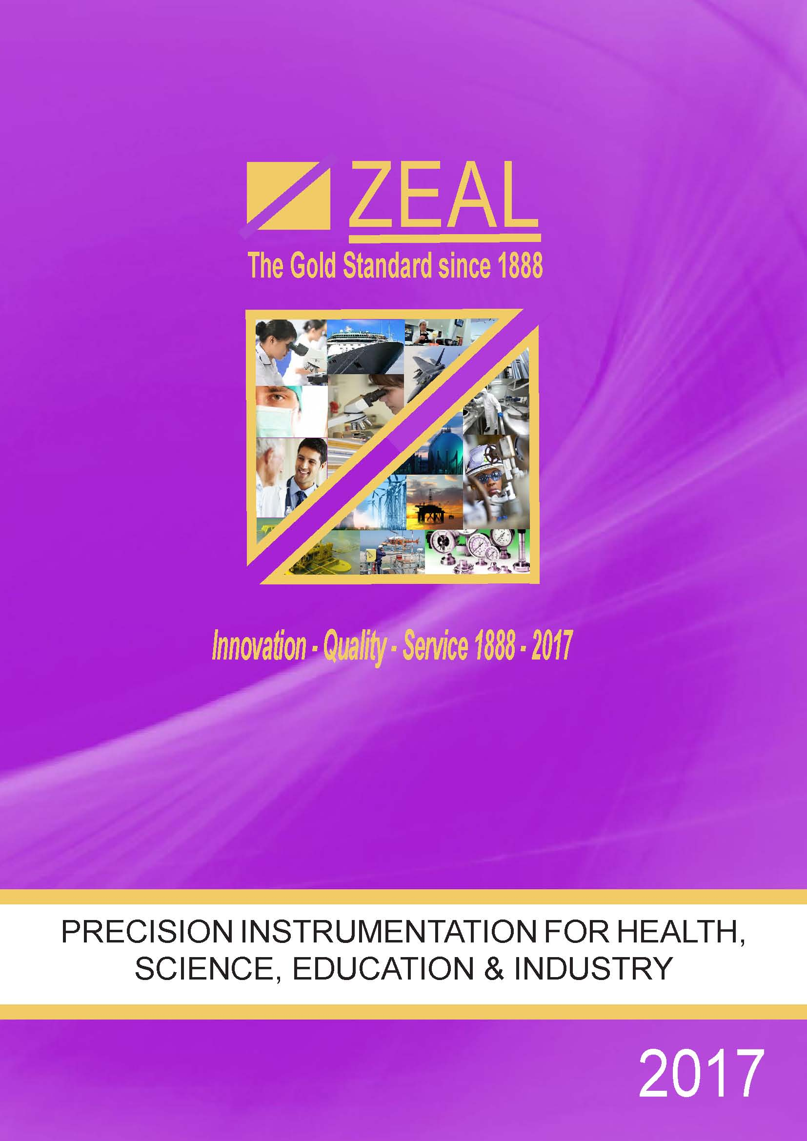 GH Zeal Product Catalogue