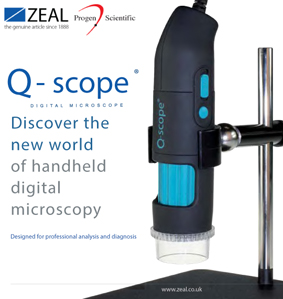Q Scope Microscope Brochure