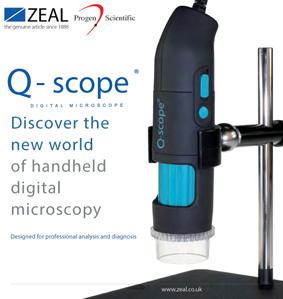 Q Scope Microscope Brochure